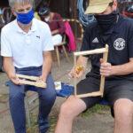 Praxis des Einlötens, Modul 10 Imker-Anfängerkurs