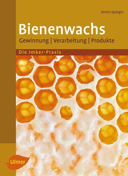 Cover Spürgin: Bienenwachs. Ulmer