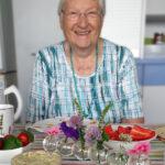 5. Runde für dienstälteste Bienenpatin Elisabeth Burger