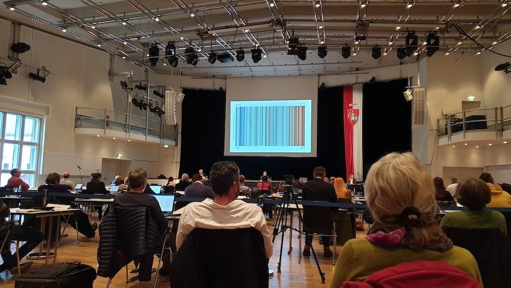 Klimasondersitzung Bamberg am 13.10.2020