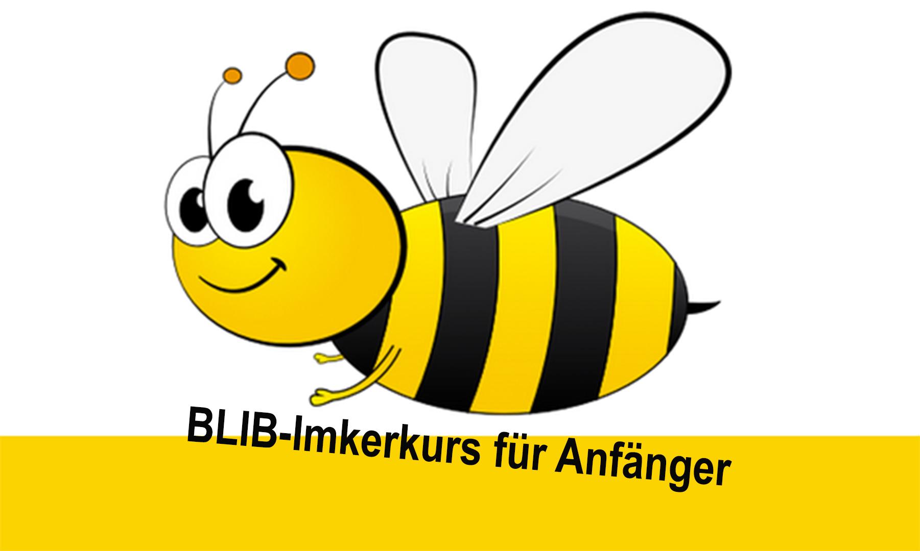 Logo Imkerkurs für Anfänger quer