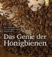 Cover Tourneret/de Saint Pierre/Tautz: Das Genie der Honigbienen, Ulmer