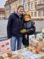 Traditioneller Honigmarkt Bamberg