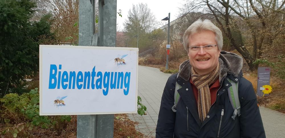 Es war einmal …2019 noch offline, das Imkerforum in Veitschöchheim