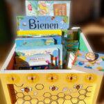 KIKI, Kinderbücherkiste der Schulbienen-Bücherei (Imker-Bibliothek)