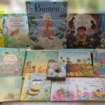 Kinderbücher, Bilderbücher der Imker-Bibliothek / Bienen-leben-in-Bamberg.de