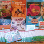 Kinderbücher zu Bienen der Imker-Bibliothek / Bienen-leben-in-Bamberg.de