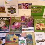 Broschüren und Flyer, Aspekt Natur, derImker-Bibliothek / Bienen-leben-in-Bamberg.de
